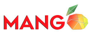 Mango 1.20 Logo - 3D data visualization made easy